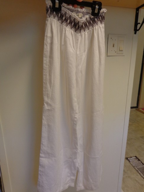 Energie Relaxed Pants white