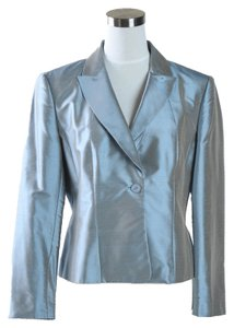 Talbots Blue-Grey Blazer