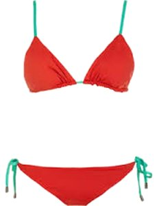 Basta Surf Reversible Basta Surf red/navy string bikini