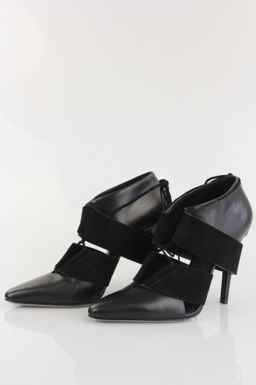 Alexander Wang Leather Black Pumps