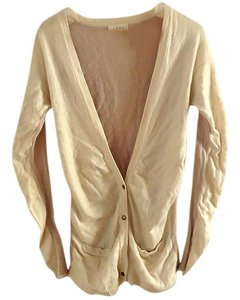 Other Cashmere Wool Rayon Cardigan