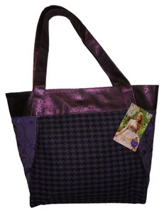 Taylor Swift Tote in purple & black