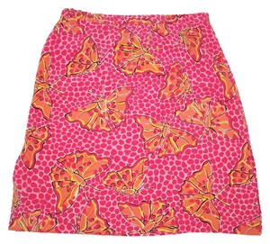 Lilly Pulitzer Silk Skirt