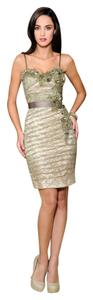 Rina di Montella Mob Mother Of The Bride Sexy Evening Dress