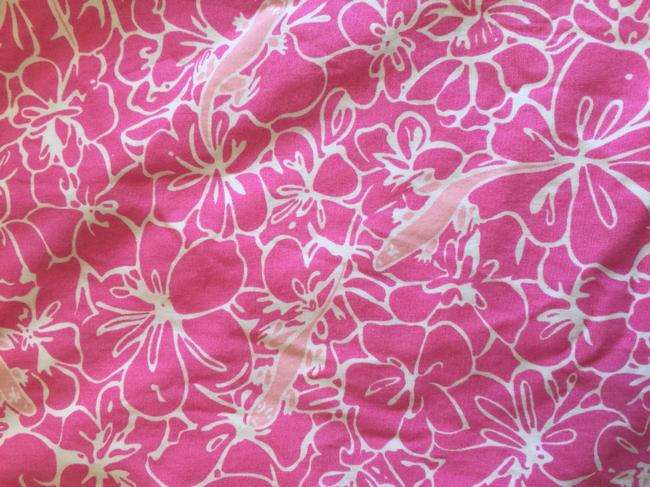 Lilly Pulitzer short dress Pink & White on Tradesy
