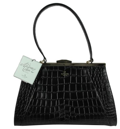 Preload https://item4.tradesy.com/images/kate-spade-keaton-villa-flores-handbag-black-leather-shoulder-bag-4259413-0-0.jpg?width=440&height=440