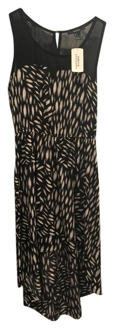 Forever 21 short dress Black/taupe on Tradesy