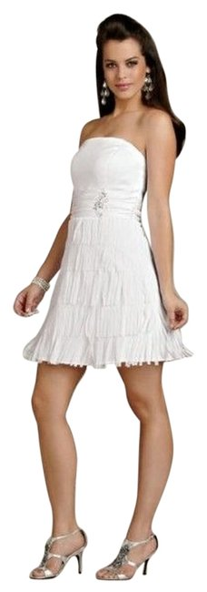 Preload https://item3.tradesy.com/images/jordan-fashions-white-a324-above-knee-cocktail-dress-size-10-m-4259482-0-0.jpg?width=400&height=650