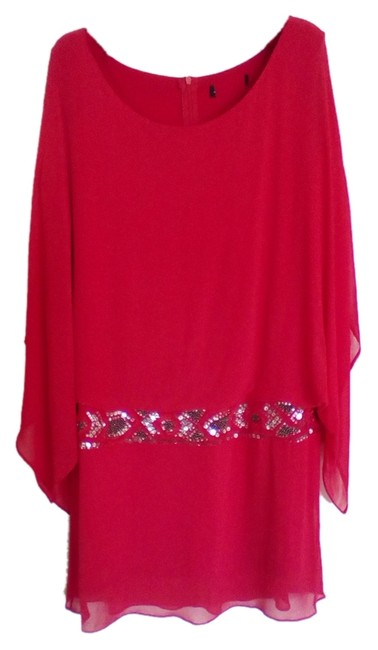 Guess By Marciano short dress red on Tradesy