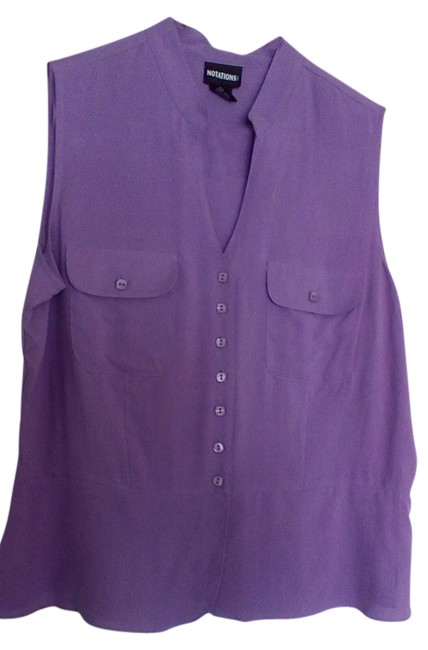 Preload https://img-static.tradesy.com/item/4261606/notations-lavender-button-down-top-size-12-l-0-0-650-650.jpg