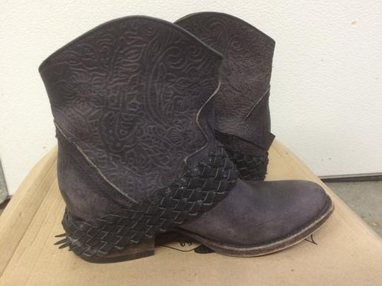 FreeBird Leather Black Boots