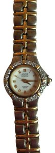 Anne Klein Anne Klein Swiss Movement Stainless Steel Watch