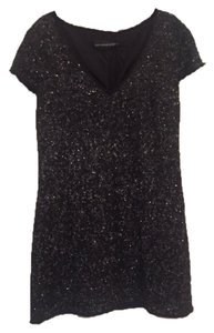 Zadig & Voltaire short dress Black Rita Sequin Mini on Tradesy