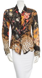 Roberto Cavalli Button Down Shirt