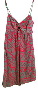 Roxy short dress Aztec Tribal Cutout on Tradesy