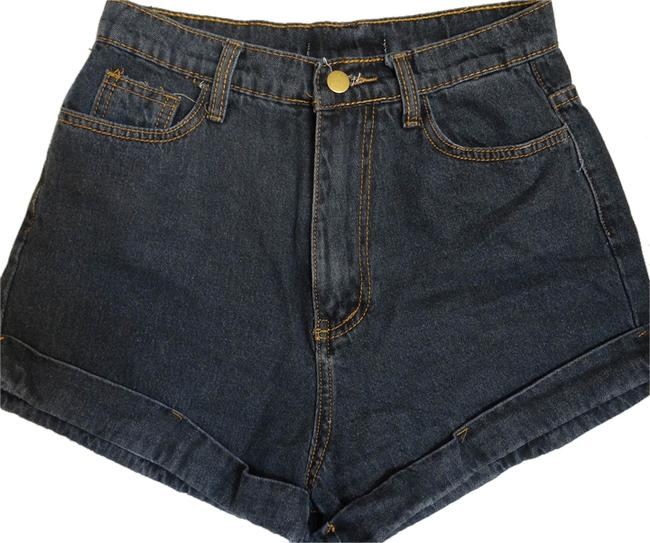 Preload https://item5.tradesy.com/images/other-high-waisted-cuffed-shorts-4264489-0-0.jpg?width=400&height=650