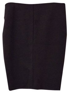 Ann Taylor Skirt Gray/black