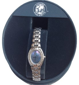 Citizen Citizen EW9910-53Y Women's Diamond Accented Silhoutte Mother of Pearl Dial Watch