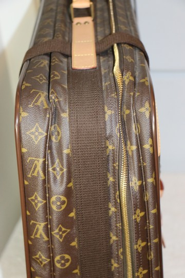 Louis Vuitton Brown Travel Bag Image 7