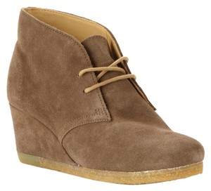 Clarks Wedge Desert Brown Boots