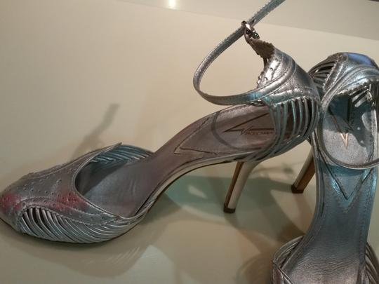 Vince Camuto silver Formal