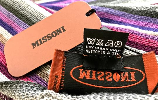 "Missoni NWT in Box Seasonless Missoni Orange Label Long 70"" Scarf"