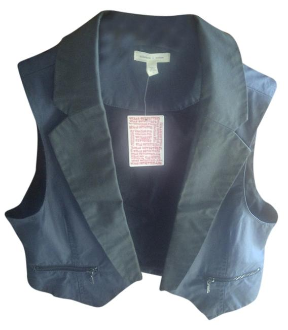 Preload https://item3.tradesy.com/images/urban-outfitters-navyblack-silence-noise-brand-vest-size-12-l-4268332-0-0.jpg?width=400&height=650