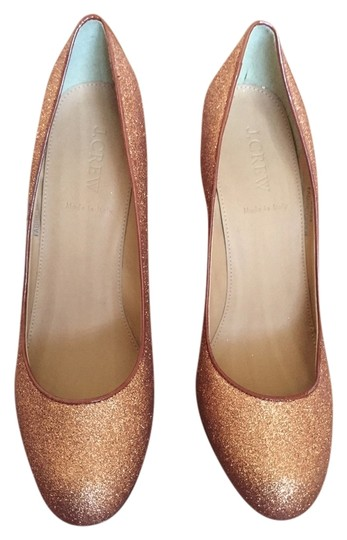 Preload https://item5.tradesy.com/images/jcrew-glitter-gold-mona-pumps-size-us-95-4268734-0-0.jpg?width=440&height=440