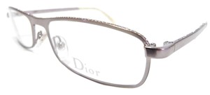 Dior Dior Eyeglasses with Crystals STRASS GOLD New Authentic NWOT