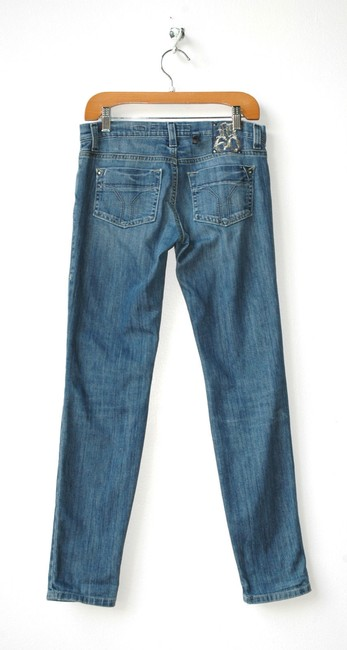 Miss Sixty Skinny Skinny Jeans-Medium Wash