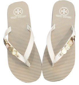 Tory Burch Ivory-110 Sandals