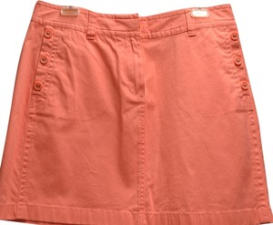Vineyard Vines Mini Skirt Coral