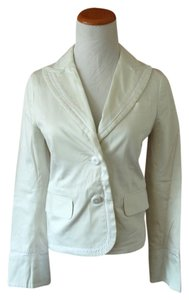 Marc by Marc Jacobs Tuxedo Fresh Cute white Blazer