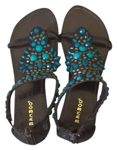 Bamboo Brown Sandals