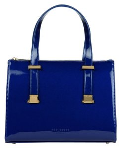 Ted Baker Satchel in Dark Blue