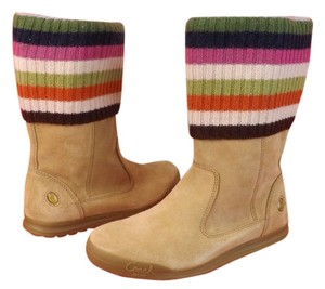 Coach Multi-color Boots