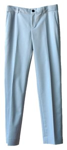 Banana Republic Slim Trouser Pants light blue