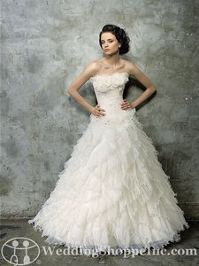 Madeline Gardner New York Sample Wedding Dress