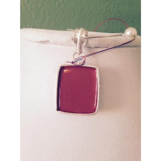 Other Embellished by Leecia Coral Pendant