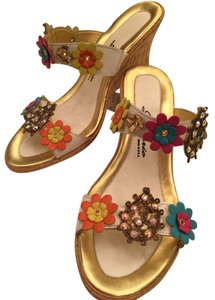 Dezario multicolor Wedges
