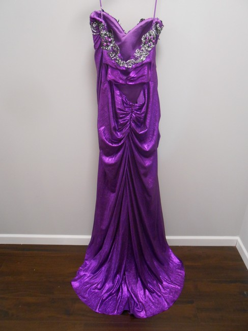 Maggie Sottero Sexy Homecoming Prom Long Wedding Dress