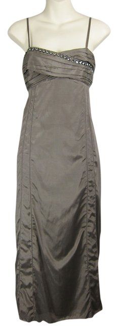 Preload https://img-static.tradesy.com/item/4273849/anthropologie-taupe-brown-silk-long-formal-dress-size-12-l-0-0-650-650.jpg