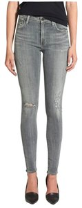 Citizen Skinny Jeans-Distressed