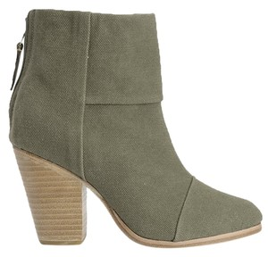 Rag & Bone Stonewall (Green) Boots