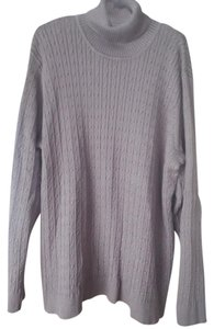 d & co. essentials Plus-size Cable Knit Sweater
