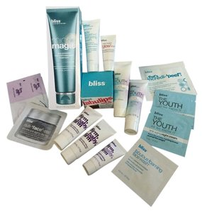 Bliss Bliss All About Face Bundle