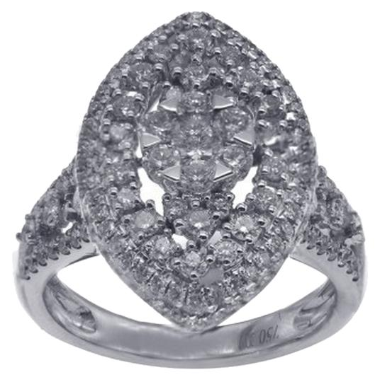Other BRAND NEW, Ladies 18K Antique Style Diamond Cocktail Ring