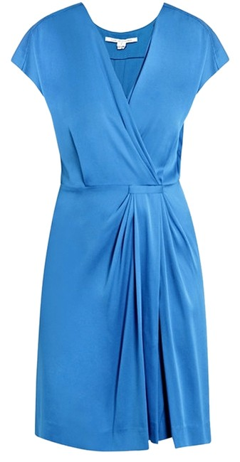 Diane von Furstenberg Night Out Date Night Dvf Silk Dress