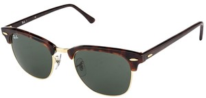Ray-Ban New Ray Ban Sunglasses Tortoise Gold 51mm G15 Green Lens