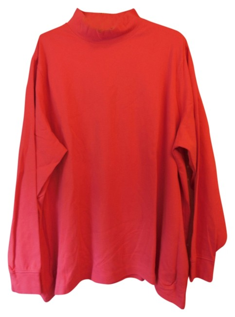 Lands' End Plus-size Mock Pullover Tunic